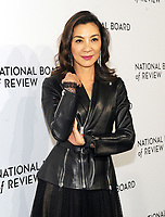 NEW YORK, NEW YORK - JANUARY 08:Michelle Yeoh   attends the 2019 National Board Of Review Gala at Cipriani 42nd Street on January 08, 2019 in New York City. <br /> CAP/MPI/JP<br /> &copy;JP/MPI/Capital Pictures