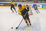 15.04.2018, EnergieVerbund Arena, Dresden, GER, Euro Hockey Challenge, Deutschland vs. Slowakei, im Bild<br /> <br /> <br /> Simon Danner (#62, Deutschland),<br /> <br /> Foto &copy; nordphoto / Dostmann