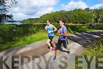 Michelle Hoare and Eileen Egan who took part in the Killarney Women's Mini Marathon on Saturday last.