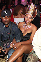 NEW YORK, NY- SEPTEMBER 8: Yandy Smith at the Saweetie NYFW 2019 Runway Show in New York City on September 8, 2019. <br /> CAP/MPIWG<br /> ©WG/MPI/Capital Pictures