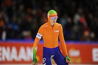 SCHAATSEN: HEERENVEEN: IJsstadion Thialf, 29-12-2012, Seizoen 2012-2013, KPN NK allround, 500m Dames, Jorien ter Mors, ©foto Martin de Jong