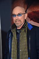 LOS ANGELES, CA. February 05, 2019:  Jackie Earle Haley  at the premiere for &quot;Alita: Battle Angel&quot; at the Regency Village Theatre, Westwood.<br /> Picture: Paul Smith/Featureflash