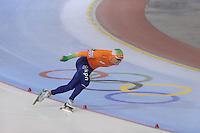 SCHAATSEN: SALT LAKE CITY: Utah Olympic Oval, 15-11-2013, Essent ISU World Cup, 1500m, Koen Verweij (USA), ©foto Martin de Jong