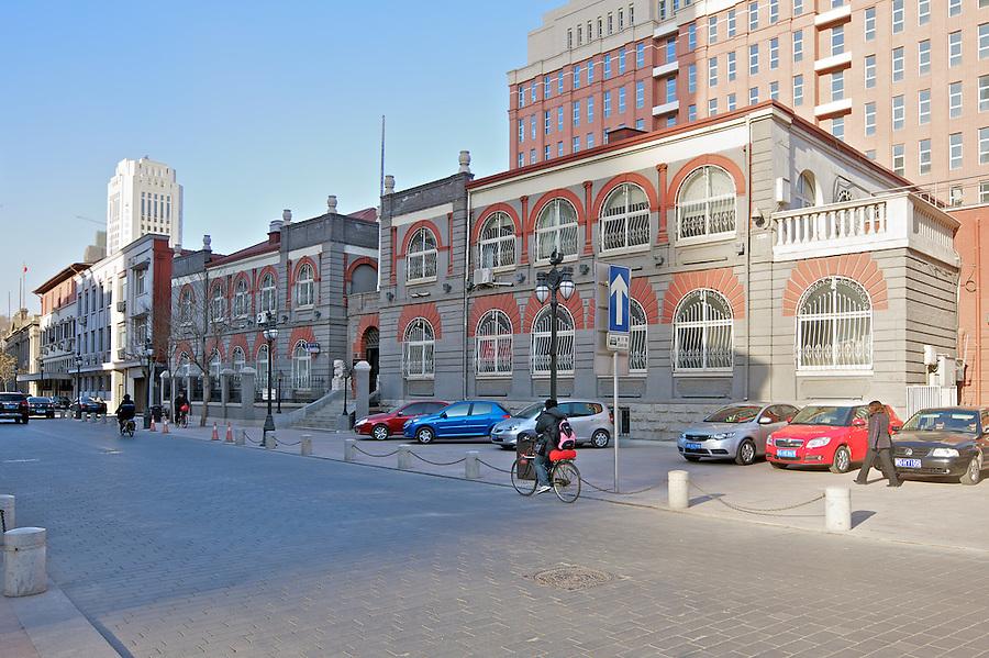 Butterfield & Swire Building, Tianjin (Tientsin).