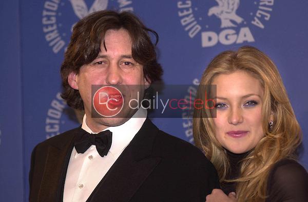 Cameron Crowe and Kate Hudson
