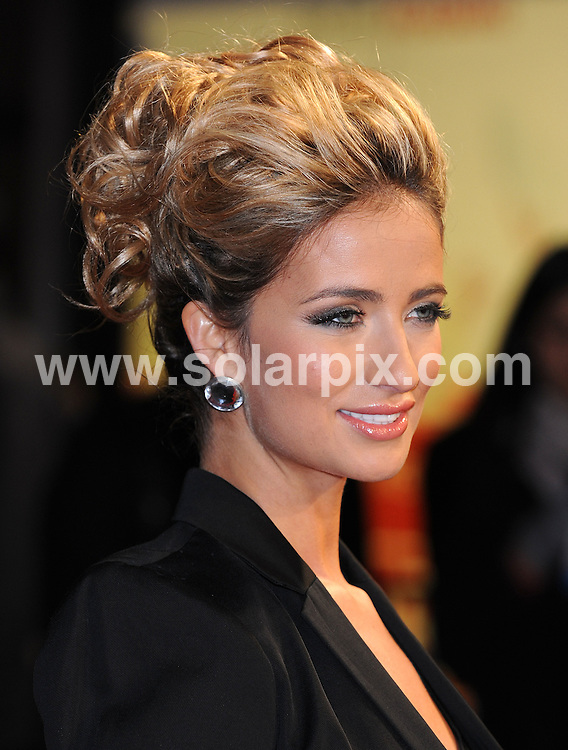 **ALL ROUND PICTURES FROM SOLARPIX.COM** **WORLDWIDE SYNDICATION RIGHTS** Caption: Red carpet arrivals at the UK premiere of Morning Glory. Held at the Empire, Leicester Square, London  This pic: Chantelle Houghton JOB REF: 12656 SSD DATE: 11.01.2011 **MUST CREDIT SOLARPIX.COM OR DOUBLE FEE WILL BE CHARGED** **MUST AGREE FEE BEFORE ONLINE USAGE** **CALL US ON: +34 952 811 768 or LOW RATE FROM UK 0844 617 7637**