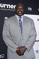 NEW YORK, NY - MAY 16: Shaquille O'Neal at Turner Upfront 2018 at Madison Square Garden in New York. May 16, 2018 Credit: RW/MediaPunch