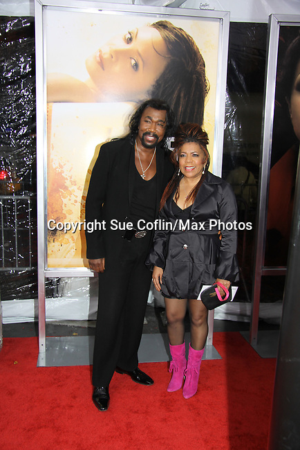 """Nick Ashford and Valerie Simpson attending The New York Special Screening of Tyler Perry's next film """"For Colored Girls"""" on October 25, 2010 at the Ziegfield Theater, New York City, New York. (Photo by Sue Coflin/Max Photos)"""