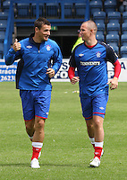 Queen of the South v Rangers 180710