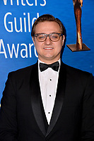 LOS ANGELES, CA. February 17, 2019: Chris Hayes at the 2019 Writers Guild Awards at the Beverly Hilton Hotel.<br /> Picture: Paul Smith/Featureflash