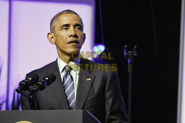 PHILADELPHIA, PA - JULY 14 : President Barack Obama calls for Criminal Justice Reform at the  NAACP's annual Convention at the Philadelphia Convention Center on July 14, 201:5 in Philadelphia, Pennsylvania. <br /> CAP/MPI/SS<br /> &copy;SS/MPI/Capital Pictures