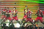 June 23, 2012, Chiba, Japan - EXILE performs on stage during the MTV Video Music Awards Japan event. (Photo by Christopher Jue/AFLO)