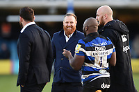 Ross Batty looks on after the match. Aviva Premiership match, between Bath Rugby and Harlequins on November 25, 2017 at the Recreation Ground in Bath, England. Photo by: Patrick Khachfe / Onside Images
