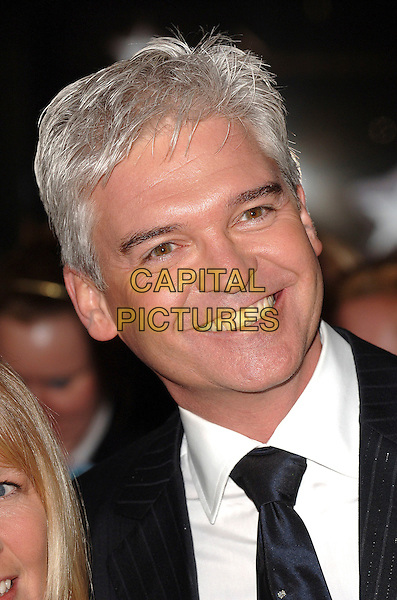 PHILLIP SCHOFIELD.attending The National Television Awards 2006, Royal Albert Hall, London, England,.31st October 2006..portrait headshot.CAP/ BEL.©Tom Belcher/Capital Pictures.