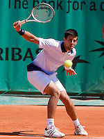 28-05-10, Tennis, France, Paris, Roland Garros, Djokovic