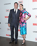 Jessica Pare and Jon Hamm at The AMC Premiere of The 6th Season Of Mad Men held at The DGA in West Hollywood, California on March 20,2013                                                                   Copyright 2013 Hollywood Press Agency