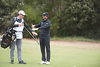 Clement Sordet (FRA) during the final round of the VIC Open, 13th Beech, Barwon Heads, Victoria, Australia. 09/02/2019.<br /> Picture Anthony Powter / Golffile.ie<br /> <br /> All photo usage must carry mandatory copyright credit (&copy; Golffile | Anthony Powter)