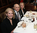 Daryl Roth and Former NYPD Commissioner Ray Kelly attend the Off-Broadway Opening Night After Call for 'Vitaly: An Evening of Wonders' at The Palm Restaurant on June 20, 2018 in New York City.