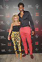 MIAMI, FL - JUNE 16: NBA Miami Heat (#21 / Center) Hassan Whiteside and Ashly Ariza (L) attend Hassan Whiteside 30th Birthday Celebration at Woodside Miami produced be The Neala Group on June 16, 2019 in Miami, Florida. ( Photo by Johnny Louis / jlnphotography.com )