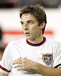 7 February 2007: US midfielder Bobby Convey. The United States National Team defeated Mexico 2-0 at University of Phoenix Stadium in Glendale, Arizona in an International Friendly soccer match.