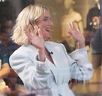 JUL 18 Diane Kruger on Extra
