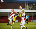 29/01/2011   Copyright  Pic : James Stewart.sct_jsp022_st_mirren_v_dundee_utd  .:: CONOR SAMMON HEADS OVER ::.James Stewart Photography 19 Carronlea Drive, Falkirk. FK2 8DN      Vat Reg No. 607 6932 25.Telephone      : +44 (0)1324 570291 .Mobile              : +44 (0)7721 416997.E-mail  :  jim@jspa.co.uk.If you require further information then contact Jim Stewart on any of the numbers above.........