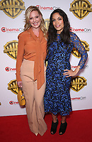 29 March 2017 - Las Vegas, NV - Katherine Heigl, Rosario Dawson. 2017 Warner Brothers The Big Picture Presentation at CinemaCon at Caesar's Palace.  Photo Credit: MJT/AdMedia