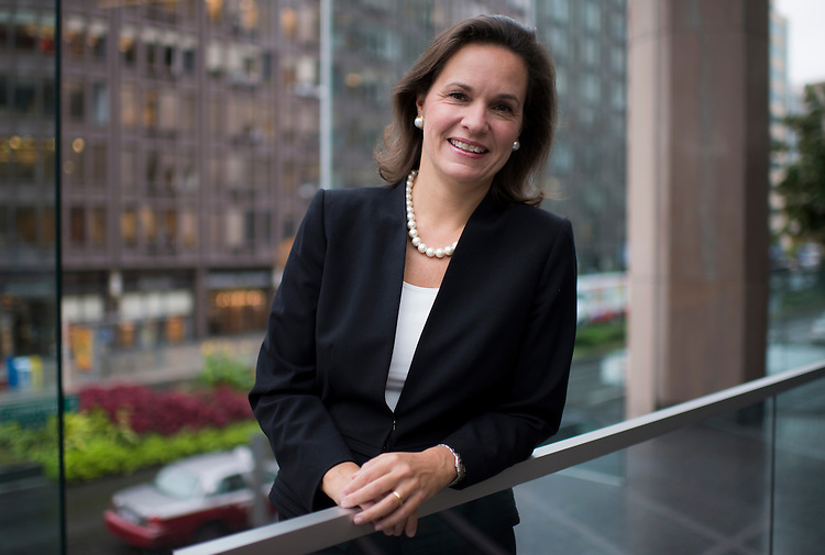 UNITED STATES - OCTOBER 11: Helgi Walker has joined Gibson, Dunn & Crutcher LLP as a partner in the Washington, D.C. office. (Photo By Bill Clark/CQ Roll Call)