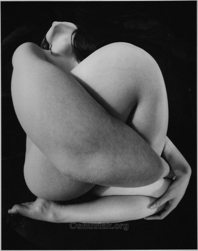 Fisheye nude 1969