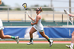RICHMOND, VA - APRIL 27: Notre Dame's Casey Pearsall. The Notre Dame Fighting Irish played the Boston College Eagles on April 27, 2017, at Sports Backers Stadium in Richmond, VA in an ACC Women's Lacrosse Tournament quarterfinal match. Boston College won the game 17-14.