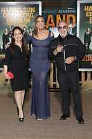 """LOS ANGELES - OCT 11:  Gloria Estefan, Lili Estefan, Emilio Estefan at the """"Zombieland Double Tap"""" Premiere at the TCL Chinese Theater on October 11, 2019 in Los Angeles, CA"""