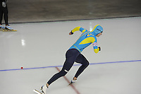 SCHAATSEN: CALGARY: Olympic Oval, 09-11-2013, Essent ISU World Cup, ©foto Martin de Jong