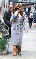 Jennifer Lopez Seen In NYC