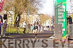 Caitriona Barry at the Valentines 10 mile road race in Tralee on Saturday.