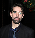 Keith Nobbs attending the Opening Night After Party for the Playwrights Horizons World Premiere Production of 'The Great God Pan' at Heartland Brewery in New York City on December 18, 2012