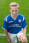 St Johnstone FC Academy Under 13's<br /> Scott Brogan<br /> Picture by Graeme Hart.<br /> Copyright Perthshire Picture Agency<br /> Tel: 01738 623350  Mobile: 07990 594431