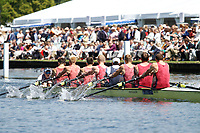 Race: 9 - Event: LADIES' - Berks: 31 OXFORD BROOKES UNIVERSITY & TAURUS - Bucks: 29 MOLESEY B.C. & LONDON R.C.<br /> <br /> Henley Royal Regatta 2017<br /> <br /> To purchase this photo, or to see pricing information for Prints and Downloads, click the blue 'Add to Cart' button at the top-right of the page.