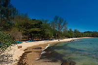 Northern tip of Ong Lang beach, Phuquoc, Vietnam
