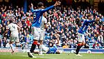 28.04.2019 Rangers v Aberdeen: Nikola Katic down for second penalty