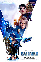 Valerian and the City of a Thousand Planets (2017) <br /> POSTER ART<br /> *Filmstill - Editorial Use Only*<br /> CAP/KFS<br /> Image supplied by Capital Pictures