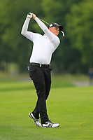James Allan (ENG) on the 5th fairway during Round 3 of the D+D Real Czech Masters at the Albatross Golf Resort, Prague, Czech Rep. 02/09/2017<br /> Picture: Golffile | Thos Caffrey<br /> <br /> <br /> All photo usage must carry mandatory copyright credit     (&copy; Golffile | Thos Caffrey)