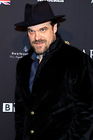 LOS ANGELES - JAN 6:  David Harbour at the 2018 BAFTA Tea Party Arrivals at the Four Seasons Hotel Los Angeles on January 6, 2018 in Beverly Hills, CA