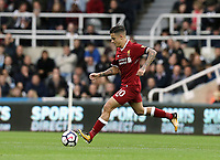 Liverpool's Philippe Coutinho<br /> <br /> Photographer Rich Linley/CameraSport<br /> <br /> The Premier League -  Newcastle United v Liverpool - Sunday 1st October 2017 - St James' Park - Newcastle<br /> <br /> World Copyright &copy; 2017 CameraSport. All rights reserved. 43 Linden Ave. Countesthorpe. Leicester. England. LE8 5PG - Tel: +44 (0) 116 277 4147 - admin@camerasport.com - www.camerasport.com