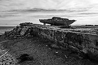 Salton Sea  Bombay Beach California photo