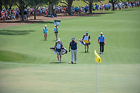 Shane Lowry (IRL) approaches the green on 18 during round 3 of The Players Championship, TPC Sawgrass, at Ponte Vedra, Florida, USA. 5/12/2018.<br /> Picture: Golffile | Ken Murray<br /> <br /> <br /> All photo usage must carry mandatory copyright credit (&copy; Golffile | Ken Murray)