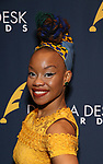 Camille A. Brown during the 64th Annual Drama Desk Awards Nominee Reception at Green Room 42 on May 08, 2019 in New York City.
