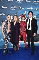 Carrie Fletcher<br /> at the Cirque du Soleil &quot;Amaluna&quot; 1st night, Royal Albert Hall, Knightsbridge, London.<br /> <br /> <br /> &copy;Ash Knotek  D3218  12/01/2017