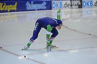 SCHAATSEN: HEERENVEEN: 14-12-2014, IJsstadion Thialf, ISU World Cup Speedskating, Pim Schipper (NED), ©foto Martin de Jong