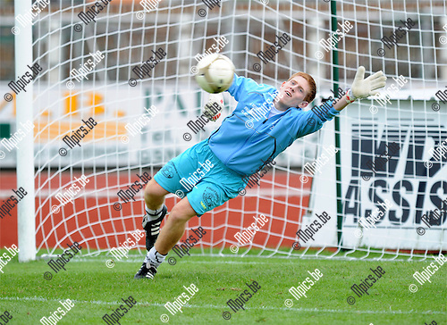 2011-07-31 / Voetbal / seizoen 2011-2012 / KFC Duffel / Yoni De Maeyer..Foto: mpics