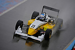 James Cross - AW Tracksport Dallara F302/4 Renault